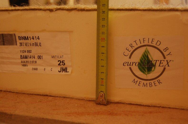 Латексные моноблоки: какая оптимальная высота?